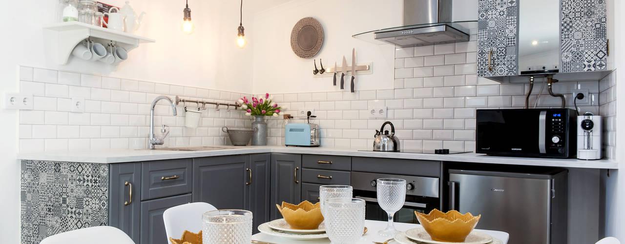 Dolcenea Design Kitchen units Grey