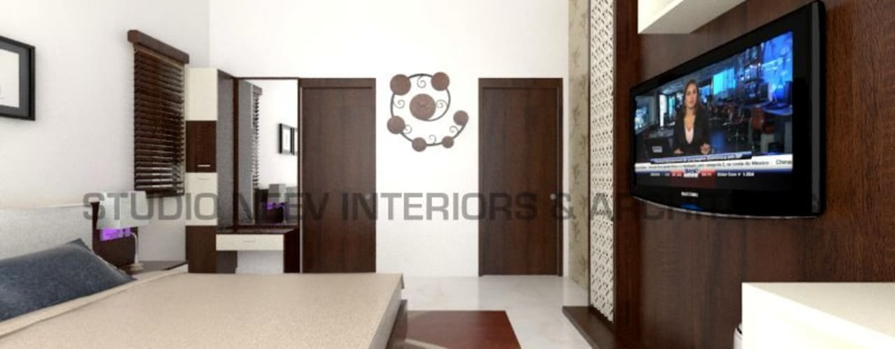 PROPOSED INTERIORS FOR VARIOUS SITES:   by Studio Neev Interiors & Architects