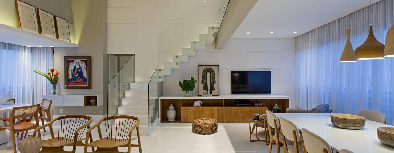 Apartamento Horto Florestal - BA por Pires e Medeiros Arquitetura Moderno