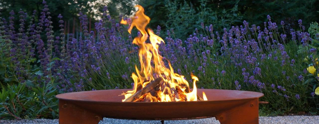 Feuerstellen Minimalistischer Garten von keilbach designprodukte Minimalistisch