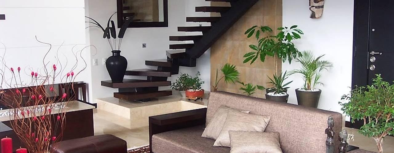 Stairs by Espacios Positivos