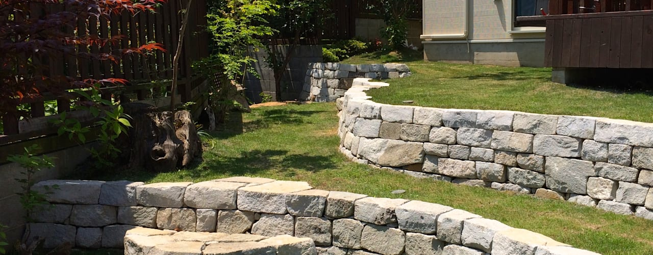 Сад камней в . Автор – 庭や煌久