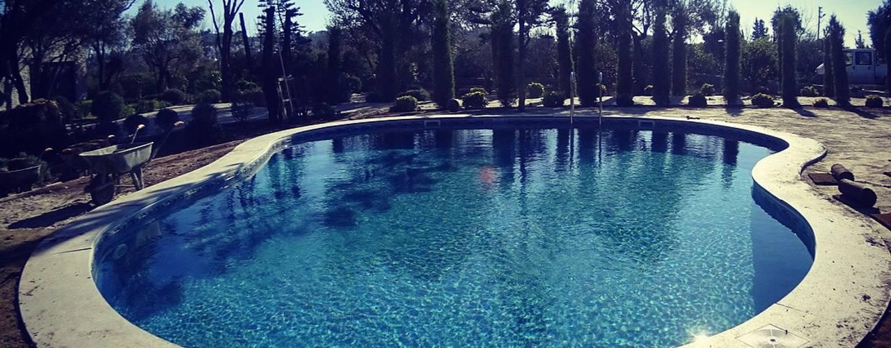 by Sıdar Pool&Dome Yüzme Havuzları ve Şişme Kapamalar Country