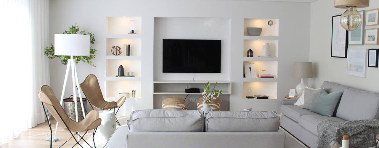 Salones de estilo  de Catarina Batista Studio