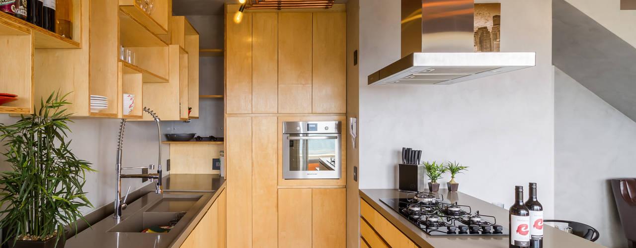 ห้องครัว by Aptar Arquitetura