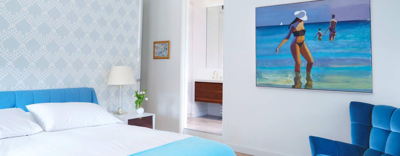 Sarah Jefferys Design اتاق خواب