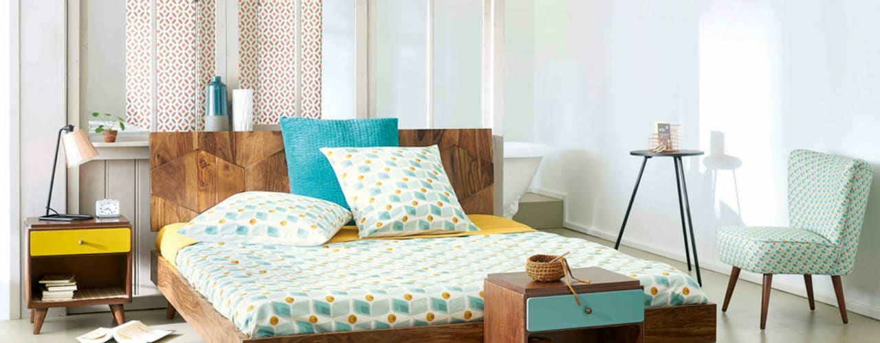 set tempat tidur minimalis retro :   by jeparahousefurniture