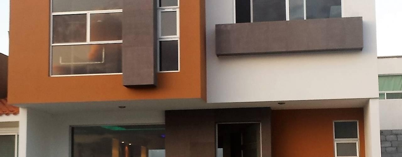 Casas de estilo  por DEC Arquitectos