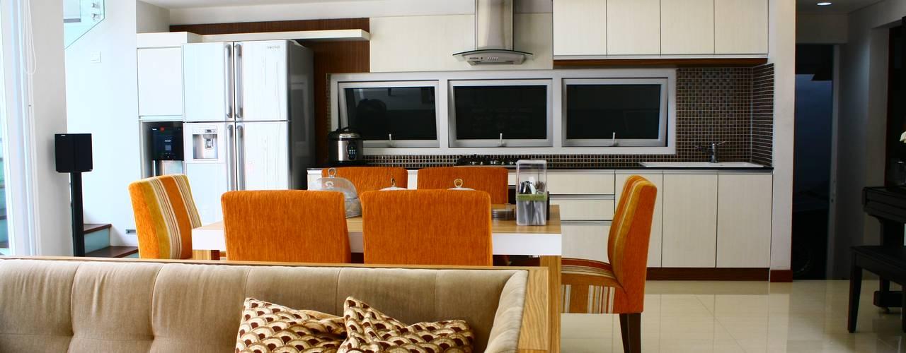 Inspirasi Menyatukan Dapur Ruang Makan Dan Ruang Keluarga
