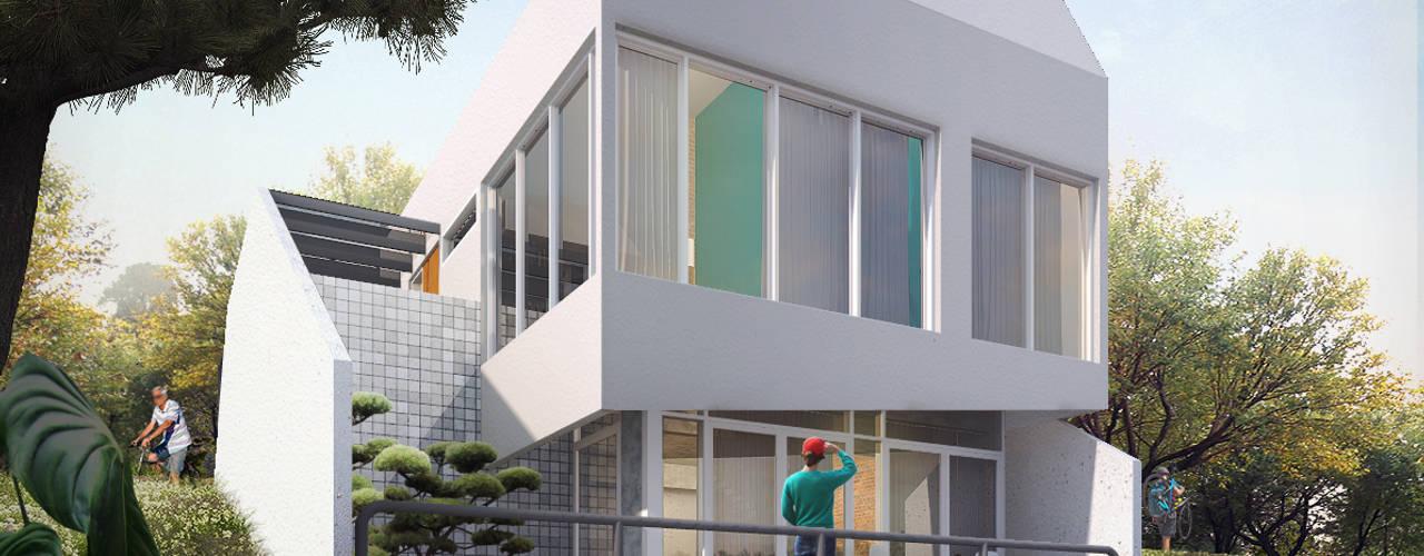 D-House:   by GUBAH RUANG studio