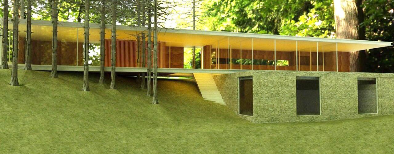Casa moderna 8 proyectos en buenos aires for Casa moderna 8