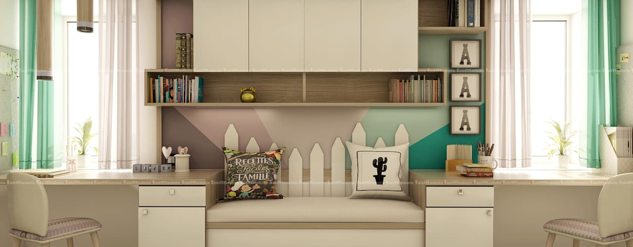 Kid's bedroom designs: modern Kitchen by Fabmodula