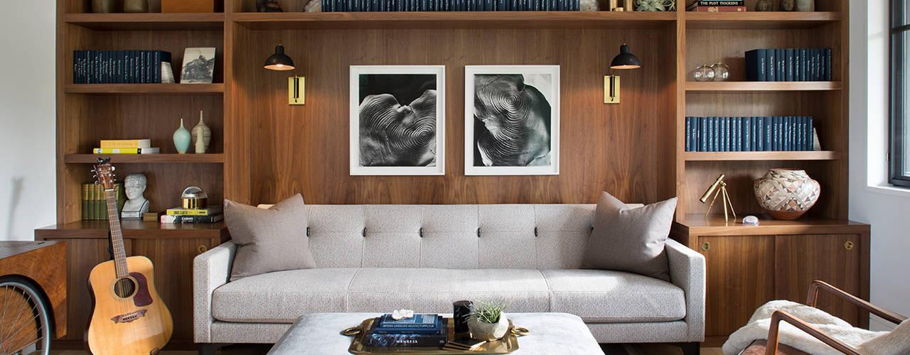 Escritórios e Espaços de trabalho  por Feldman Architecture