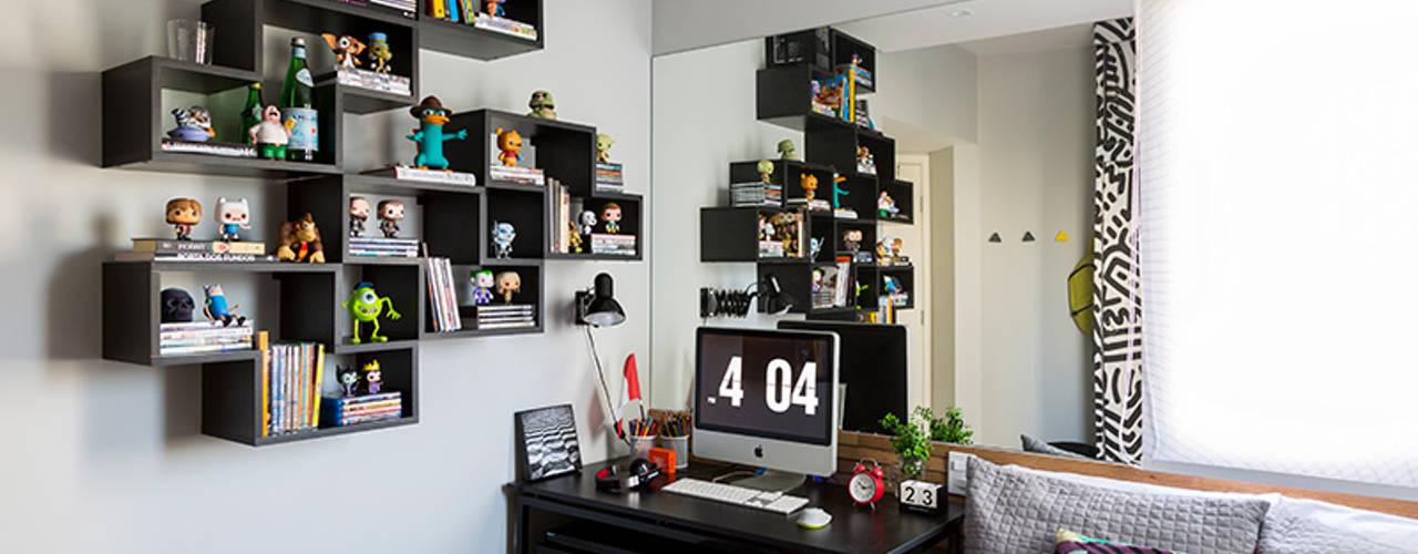 Phòng ngủ phong cách hiện đại bởi Studio Novak Hiện đại