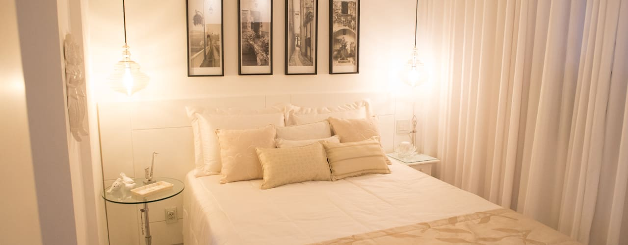 Bedroom by realizearquiteturaS, Modern