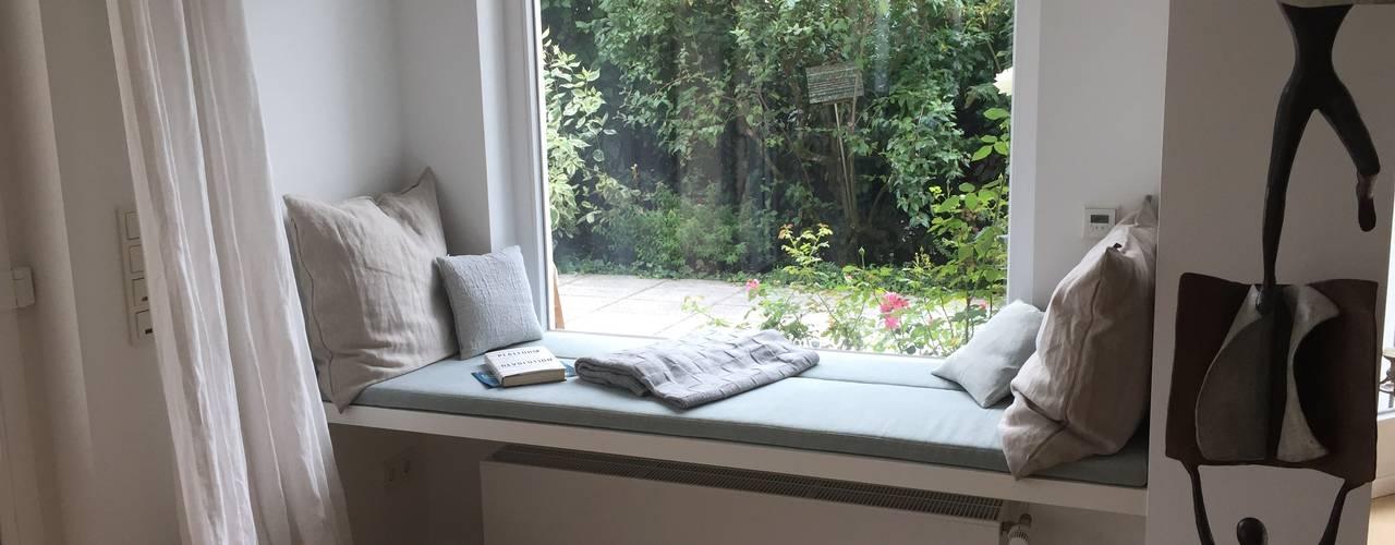 Fensterbank zum sitzen tiefe wohn design - Fensterbrett gestalten ...