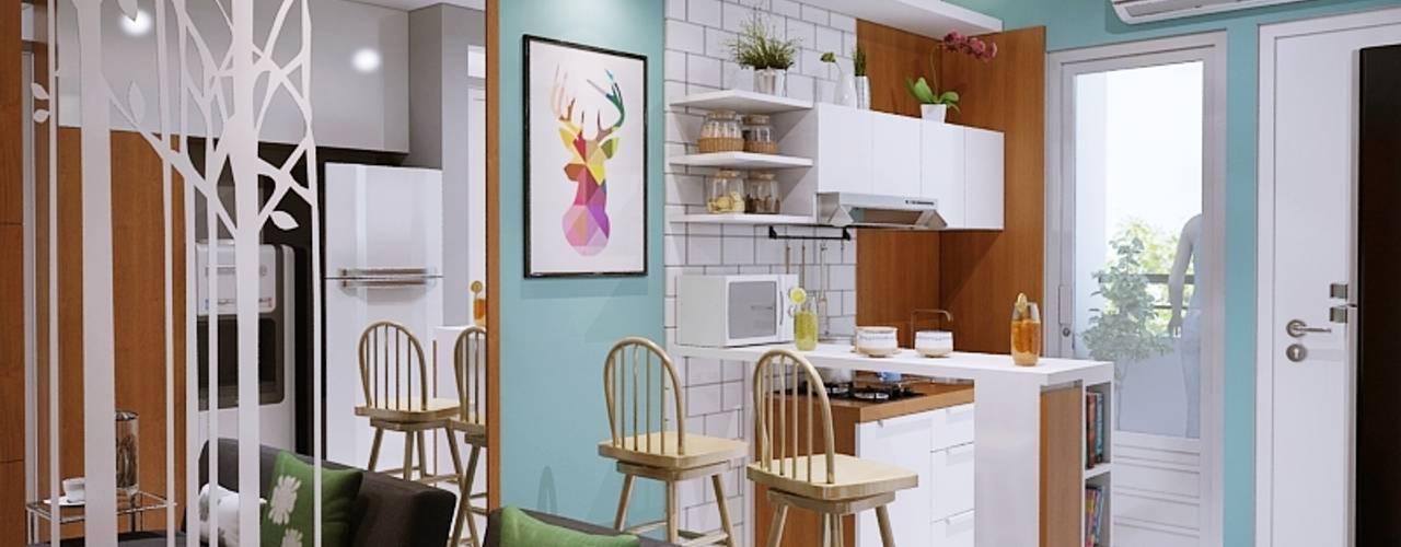 Apartemen:   by FTN studio