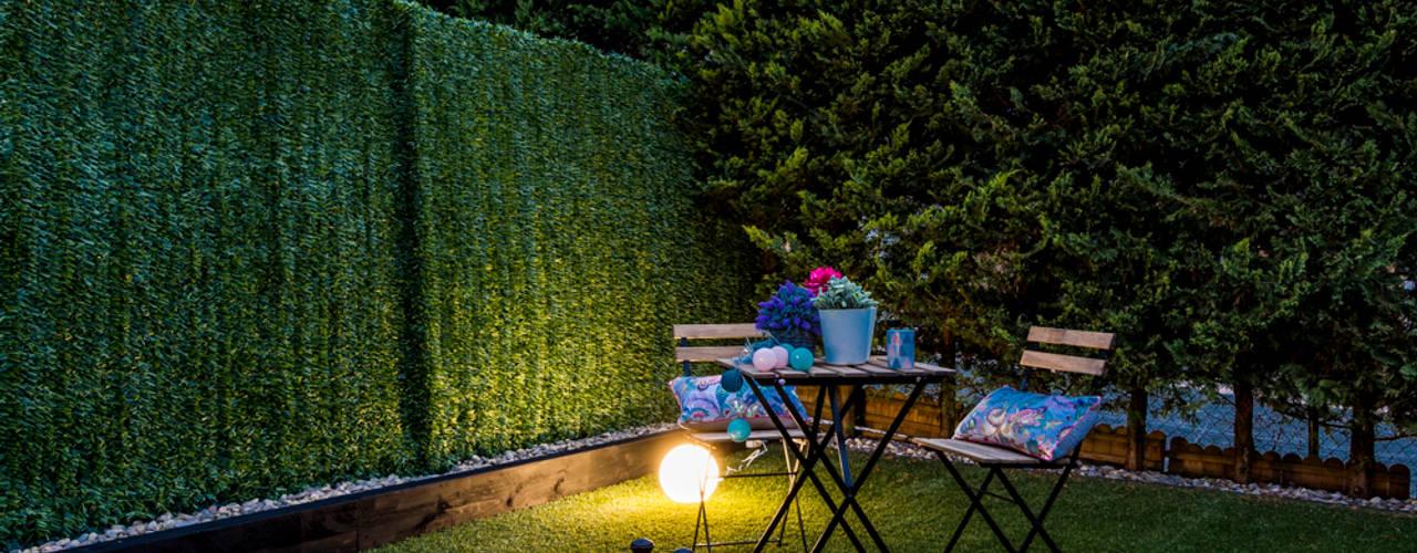 حديقة تنفيذ jaione elizalde estilismo inmobiliario - home staging