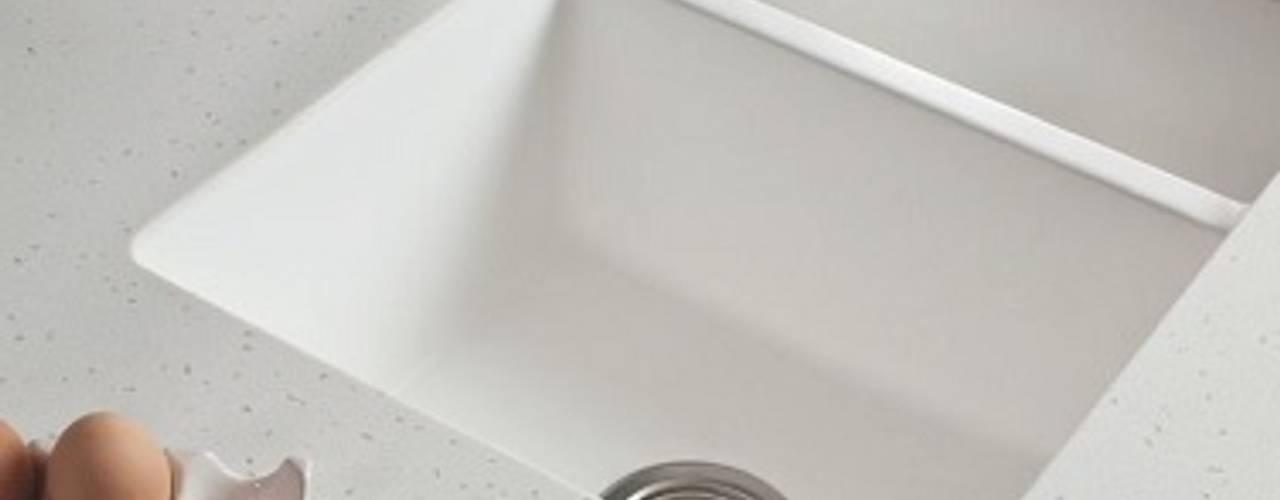 KREA Granit- Mutfak Banyo Tezgahları KitchenBench tops White