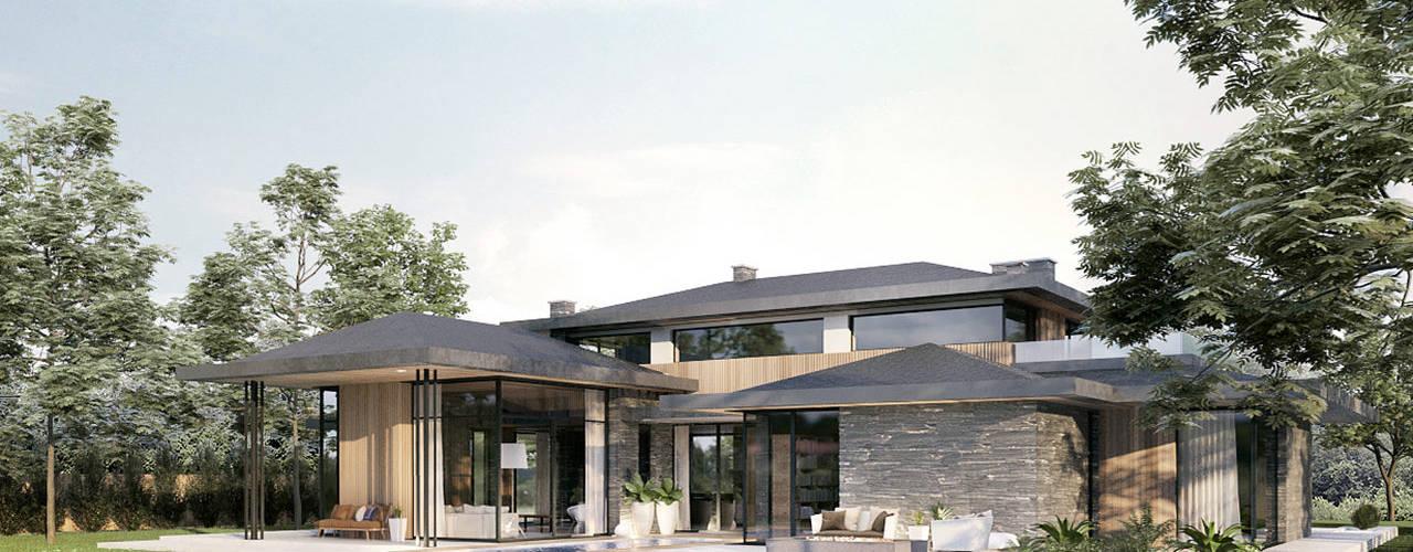 TISSU Architectureが手掛けたリゾートハウス