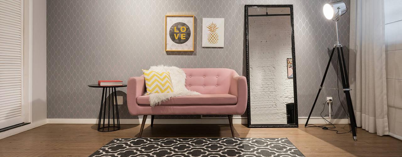 Euforia Fashion Espaços comerciais modernos por Studio Ideação Moderno