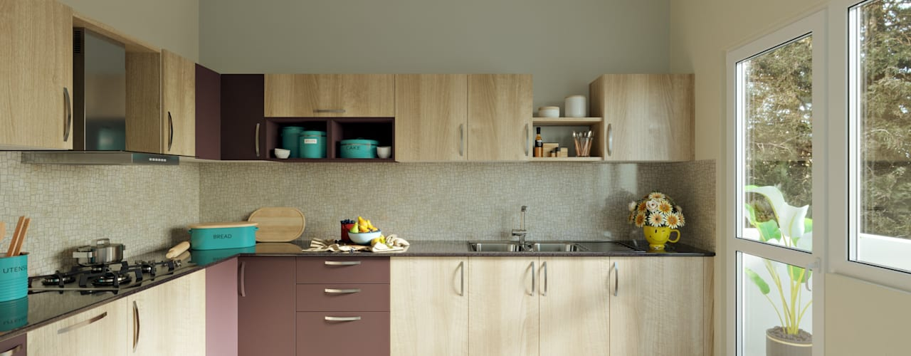 Stylish And Stunning Modular Kitchen Designs In Bangalore