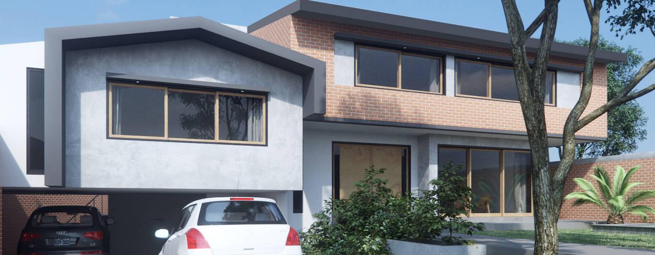 Casas modernas por Artem arquitectura Moderno