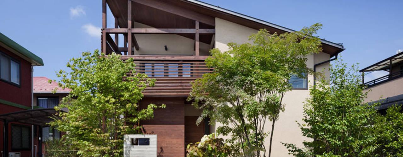 外観: HAN環境・建築設計事務所が手掛けた家です。