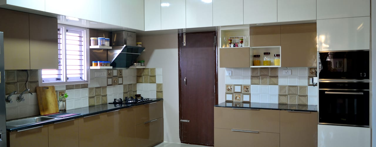 Project 3: modern Kitchen by Dream Touch