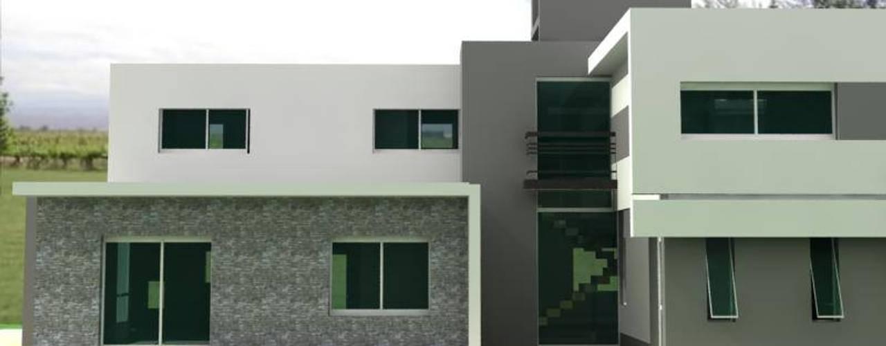 CASA CINCA-SALCEDO:  de estilo  por M.i. arquitectura & construcción