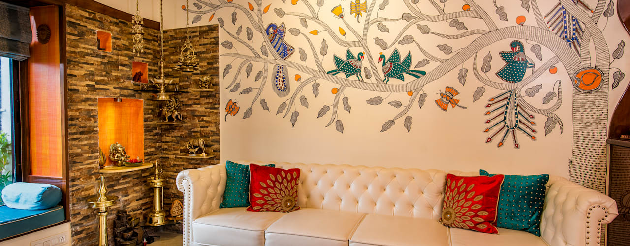 5 Creative Ideas To Use Tiles In Home Decor Homify