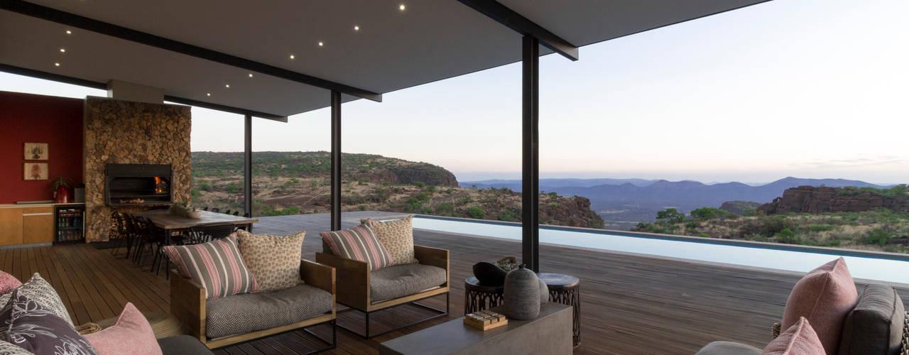 House Jordaan by Hugo Hamity Architects Modern