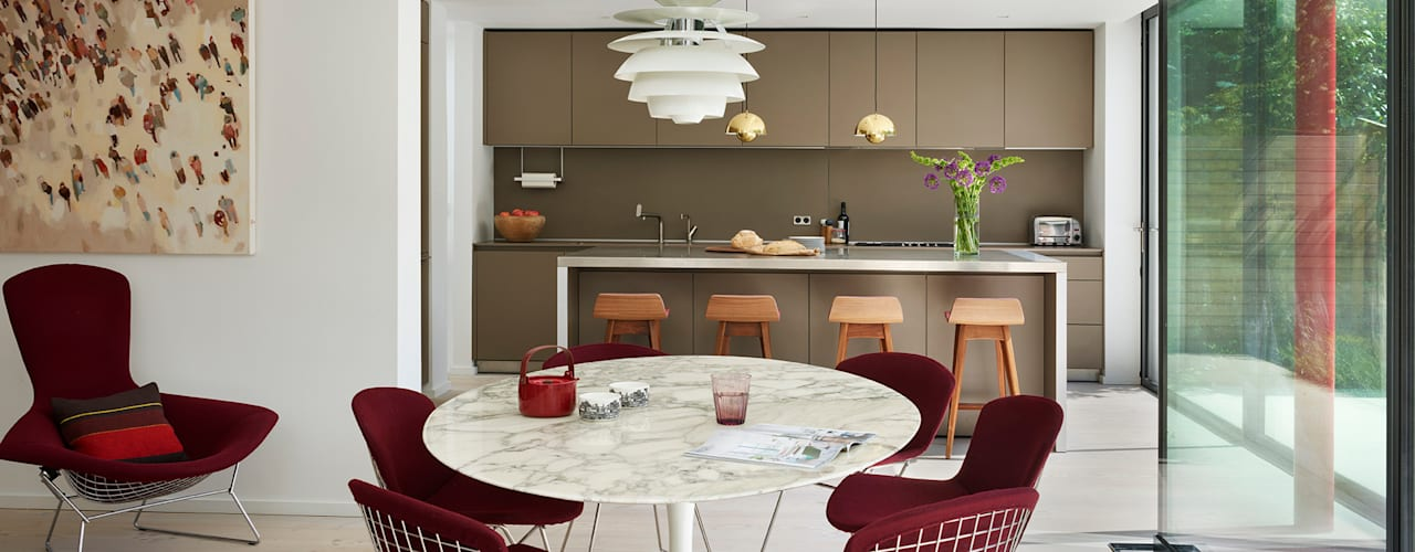 Design classic :  Kitchen units by Kitchen Architecture,