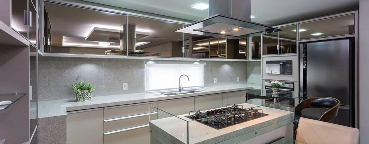 Como Usar Granito Cinza Na Decoração Da Cozinha E Do Banheiro