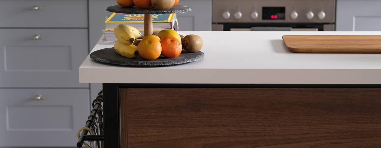 Residential Kitchen Design: modern  von Ivy's Design - Interior Designer aus Berlin,Modern