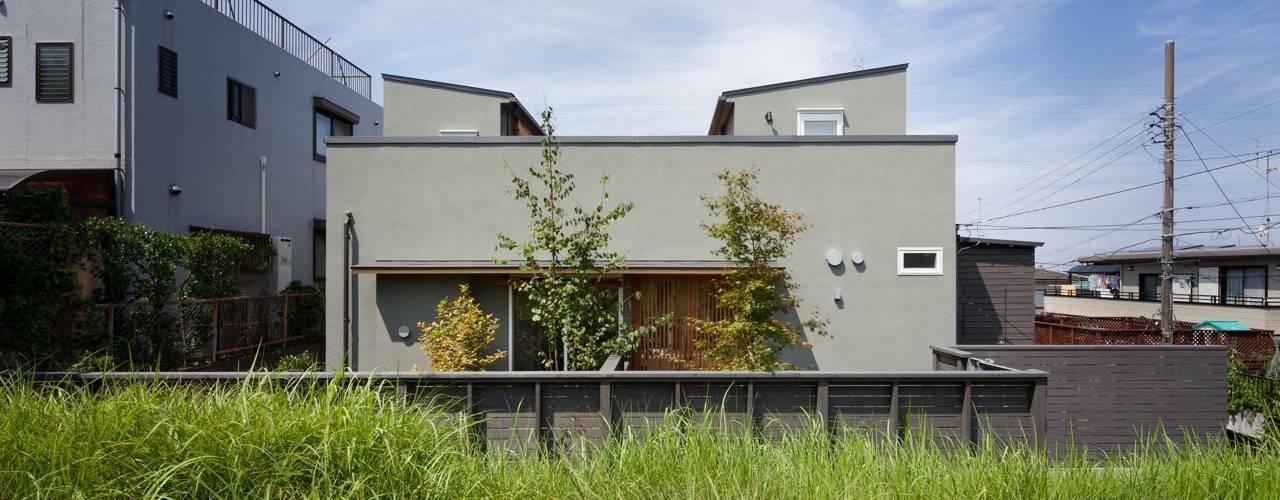 鎌倉中央公園の家: HAN環境・建築設計事務所が手掛けた家です。