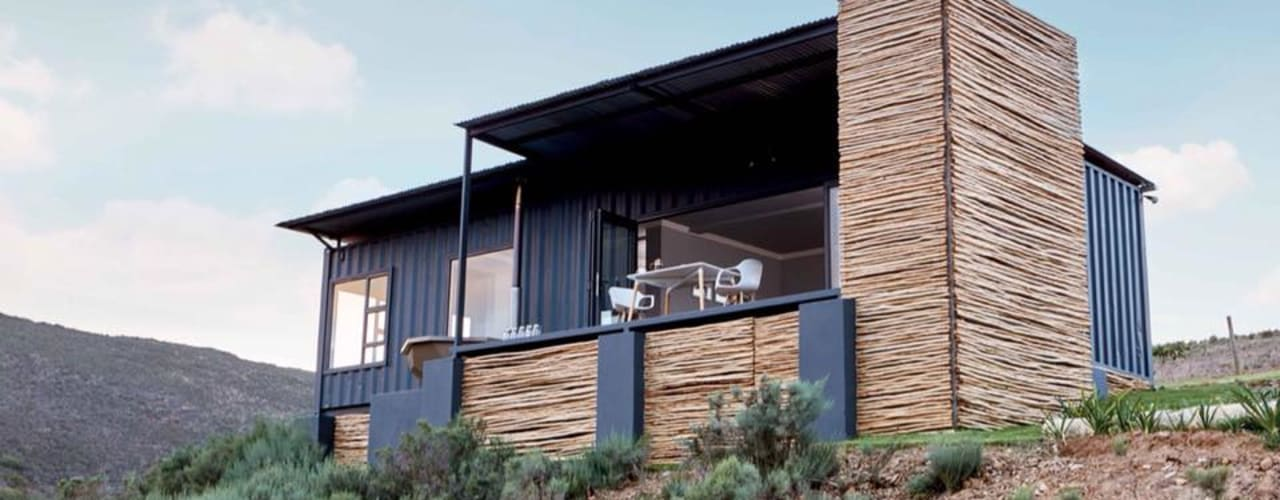 Copia - Bot River by Berman-Kalil Housing Concepts Minimalist