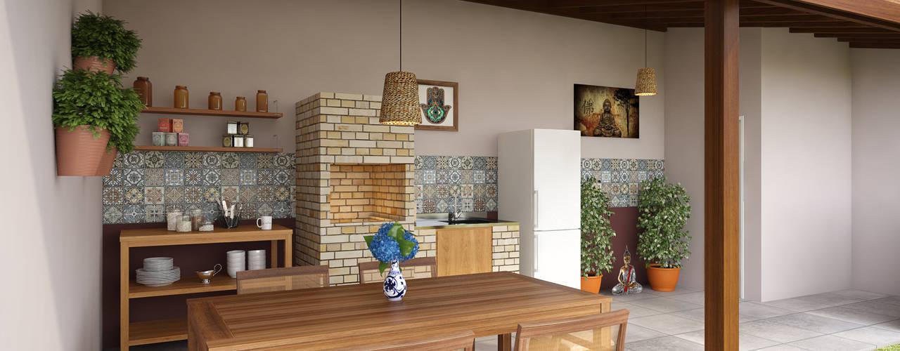 Cer mica para parede 10 ideias para todos os ambientes da for Estilos de pisos para apartamentos