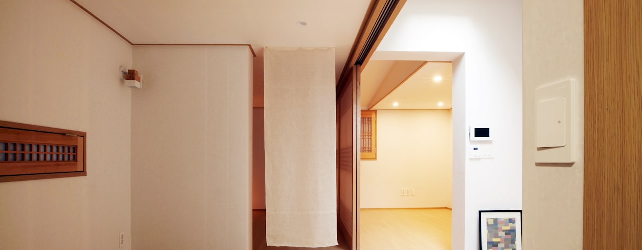 누하동 주택 리모델링 주식회사 착한공간연구소 아시아스타일 거실