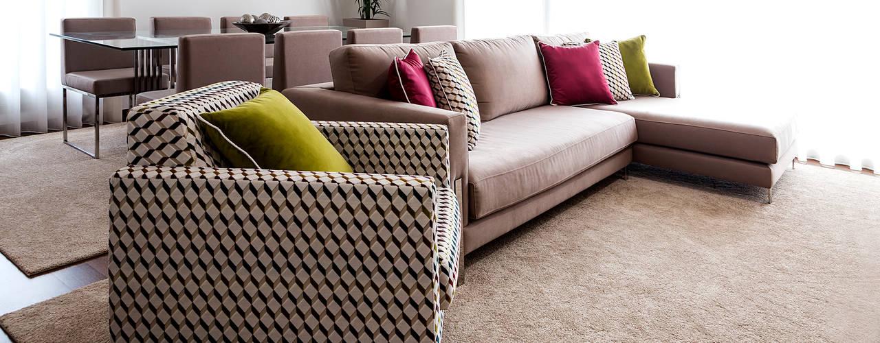 Modern living room by TGV Interiores Modern
