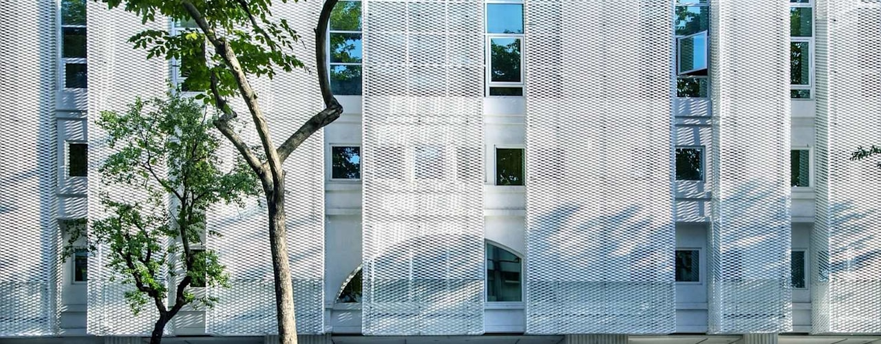 大桓建築設計 | 台中 | 卡爾登飯店 根據 大桓設計顧問有限公司 現代風