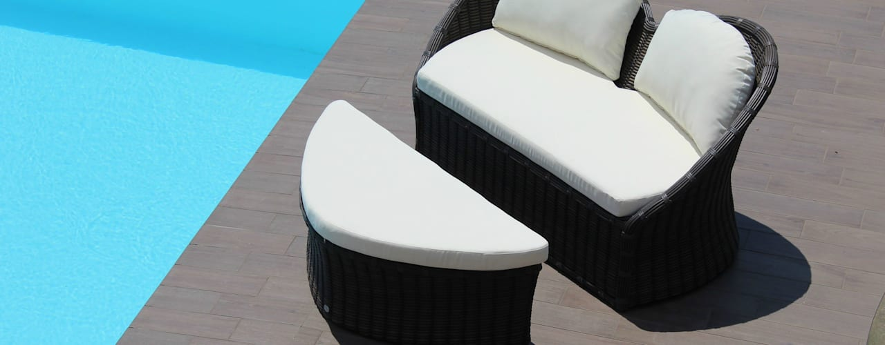 Stile a bordo piscina:  in stile  di Uniko
