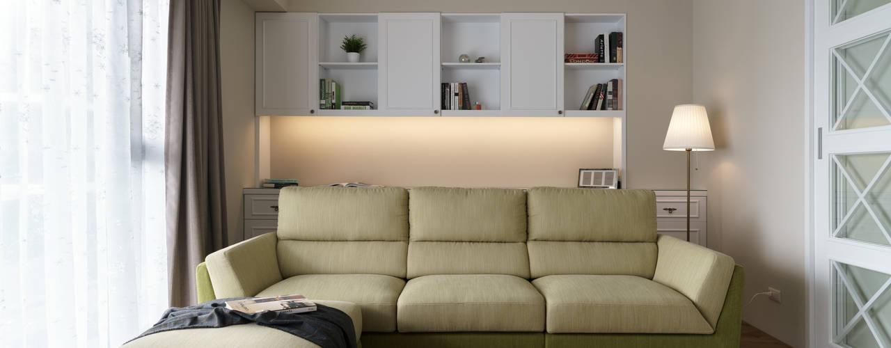 Residence | Pingtung 萬吉 孫宅 E&K宜客設計 客廳