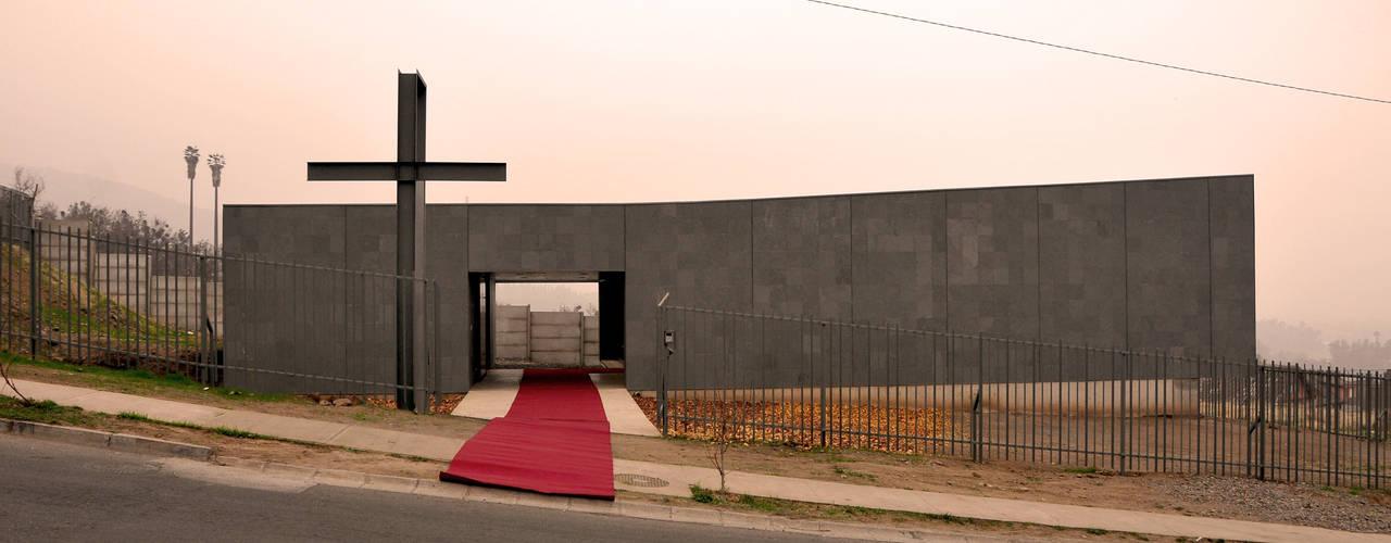 Stairs by m2 estudio arquitectos - Santiago, Minimalist