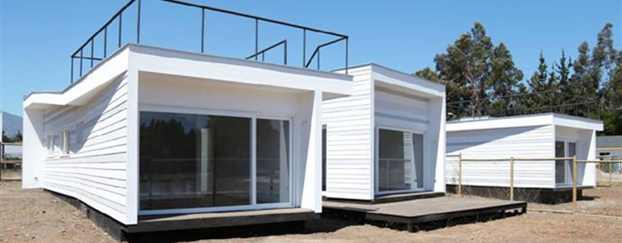 Maisons de style  par MAC SPA