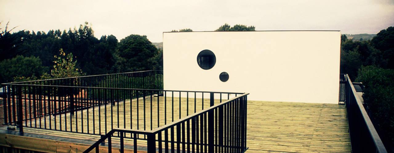 Terrace by m2 estudio arquitectos - Santiago