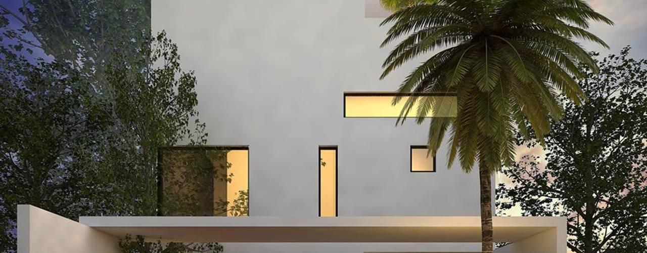 casa h19 de Daniel Cota Arquitectura | Despacho de arquitectos | Cancún