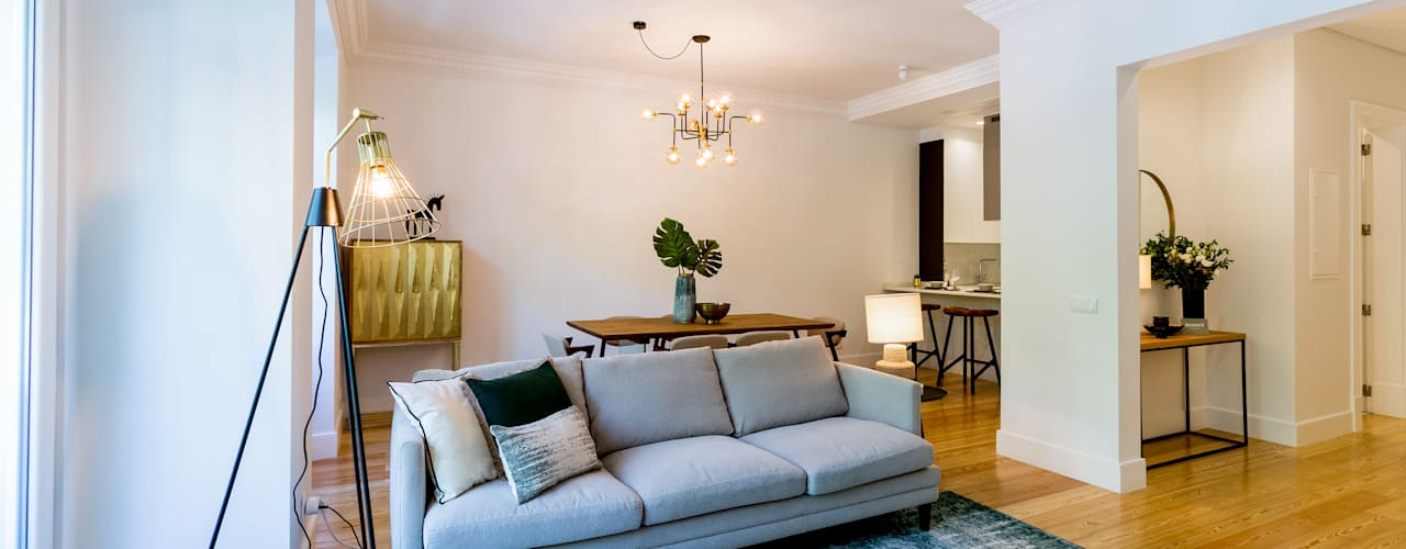 Ressano Garcia por Hoost - Home Staging Moderno