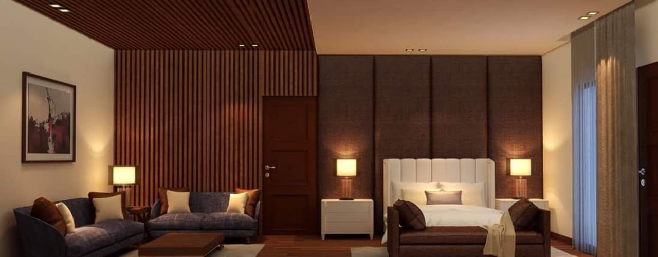 Interior designing Ideas in Nagpur:   by I-WALL INTERIORS