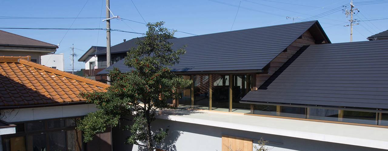 House NI 1-1 Architects 一級建築士事務所 オリジナルな 家